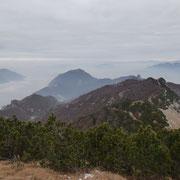 Verso il Monte Boglia e Sasso Grande