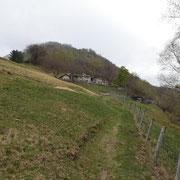 Monti di Mezzovico 1000 m