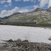 Baracca Posmeda 2522 m