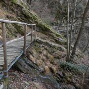 Sul sentiero verso Auressio