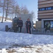 Capanna Monte Bar 1609 m