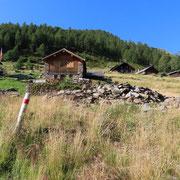 Alp de Bec Sura 1720 m