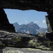 Finestra nella roccia