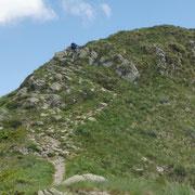 Salita al Monte Gradiccioli