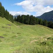 Salita all'Alpe di Ravina