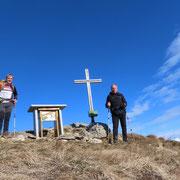 Monte Corbaro 1555 m