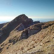 Dal Baraghetto verso il Monte Generoso