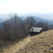 Pedrinasco 1090 m