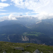 Da Sompréi 1848 m, verso Dalpe e Prato