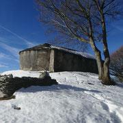 San Bernardo 1348 m