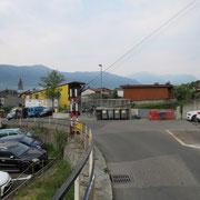 Monte Carasso 230 m
