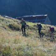 Verso l'Alpe di Vignone