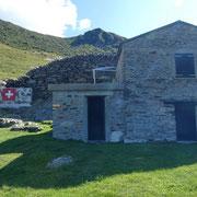 Alpe di Poltrinone 1701 m