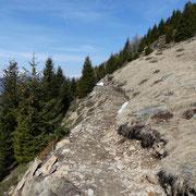 Sentiero Brogoldone - Alpe di Motto