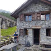 Capanna Alpe Arena 1689 m