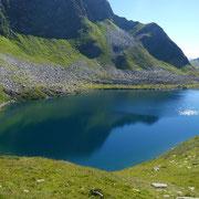 Lago di Dentro 2297 m