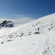 Traversone dal Monte Corbaro al Paión