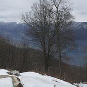 Vista dalla Colma del Bugone 1119 m