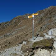 Passo San Jorio 2010 m
