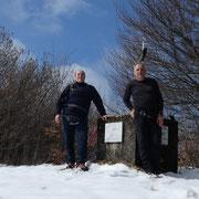 Monte Pian Nave  cima 1037 m