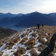 Salita al Monte Sertore