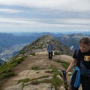 Pizzo di Claro cima 2727 m
