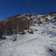 Passo Fontanarossa 1394 m
