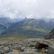 Panorama verso l'Einshorn