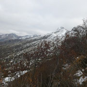 Marmontana versante grigionese