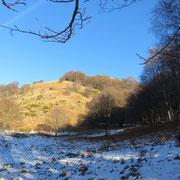 Verso Pianca Briora ed il Monte Ferraro