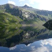 Lago della Sella 2256 m