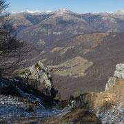 Monte Bar e Camoghè