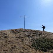 Croce a 1499 m