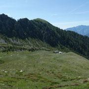 Alpe del Lago e Pizzo della Bassa