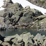 Laghetto Varozzèira 2405 m