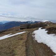 Capanna Monte Bar 1608 m