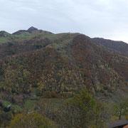 Arrivati a Roncapiano 980 m