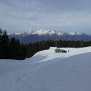 Alpe d'Arbino 1640 m