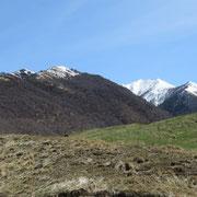 Pizzo di Corgella, Camoghè e Cima di Calescio