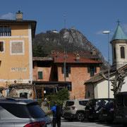 San Salvatore visto da Ciona 612 m