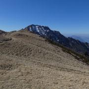 Verso il Monte Grona
