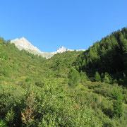 Salita alla Capanna Piansecco