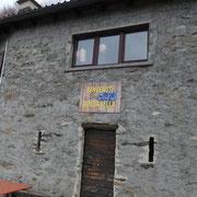 Capanna Genzianella 1400 m