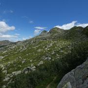 Verso l'Alpe d'Albion