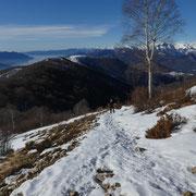 Salita al Monte Corbaro