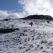 Saliamo al Monte Bigorio