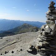 Siamo a ca. 2450 m