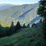 Alpe Pisciarotto 1486 m