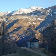 Chiesetta a 1245 m