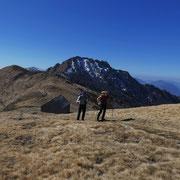 Proseguiamo verso il Monte Bregagno